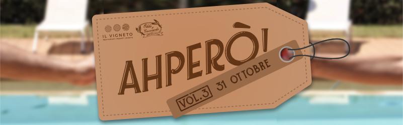 Ahpero Vol. 3